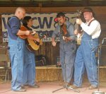 2011 - Stringband champs Pinetop Revival